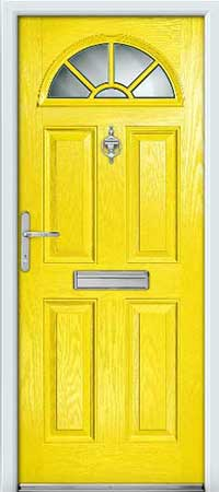 Buttercup Composite Door