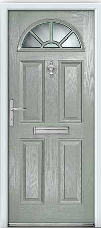 Lead Composite Door