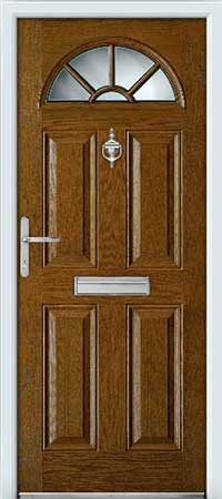 Traditional Colours For Our Composite Doors