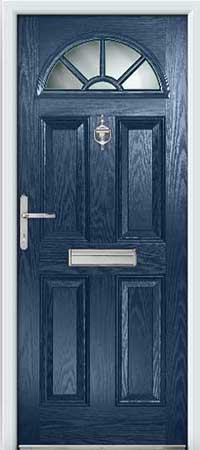 PeacockComposite Door