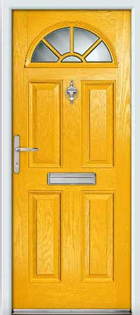 Tumeric Composite Door