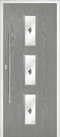 Contemporary Composite Door Styles