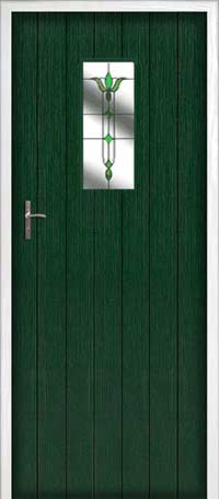 Cottage Short Composite Door