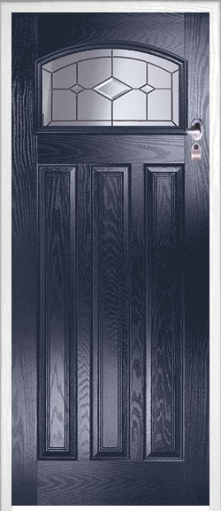 Craftsman composite door