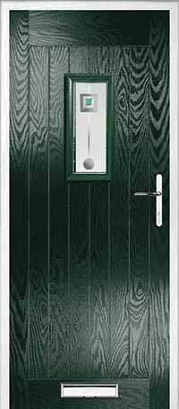 Farmhouse Cottage Short Composite Door
