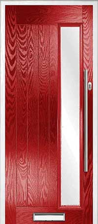 Farmhouse Empire Right Composite Door