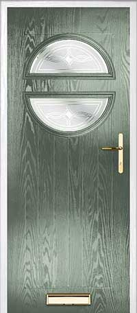 Farmhouse Olympic Composite Door